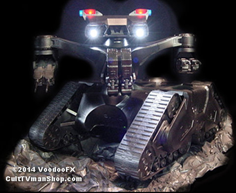 Hunter Killer Tank Light Kit from VoodooFX
