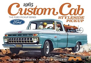 1965 Ford Custom Cab Styleside Pickup  from Moebius Models