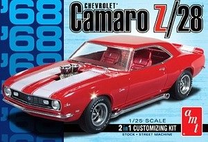 1968 Chevrolet Camaro Z/28 1:25 from AMT/Round 2