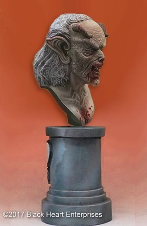 The Unnamable - MicroMania Bust from Black Heart