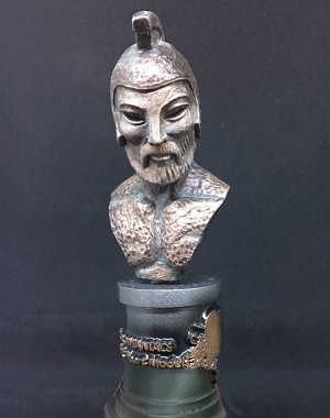 Talos - MicroMania Bust from Black Heart