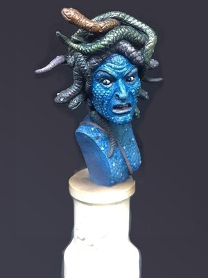 Medusa - MicroMania Bust from Black Heart