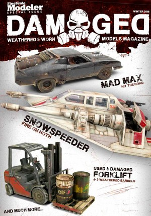Damaged - Winter 2018 - Mad Max, Batmobile, and more