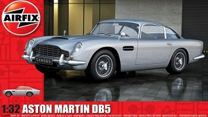 Aston Martin DB-5 - 1:32 scale from Airfix