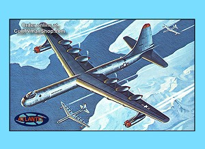 B-36 Peacemaker with Swivel Stand 1:184 - Revell reissue from Atlantis - PREORDER RESERVATION