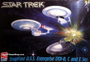 Enterprise B, C & E 1:2500 set  from AMT/Ertl