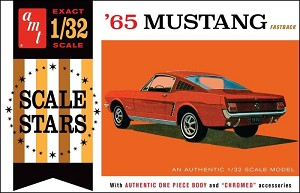 1965 Ford Mustang Fastback 1:32 from AMT