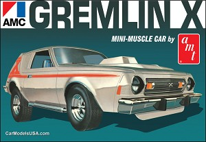 1974 AMC Gremlin X - 1:25 from AMT
