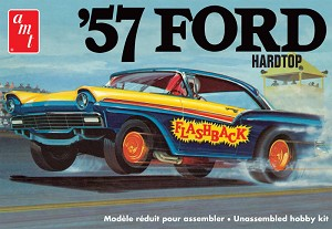 1957 Ford Hardtop 1:25 from AMT/Round 2