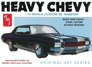 '70 Heavy Chevy Impala from AMT/Round 2