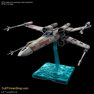 PREORODER: X-Wing - Red 5 - Rise of Skywalker - 1:72 from Bandai - $31.99 - PREORDER RESERVATION