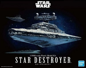 Star Destroyer Regular Edition  - 1:5000 from Bandai