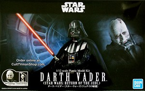 Return of the Jedi Darth Vader 1:12  from Bandai
