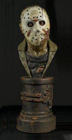 Jason  - MicroMania Bust from Black Heart