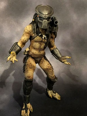 Predator - MicroMania figure from Black Heart