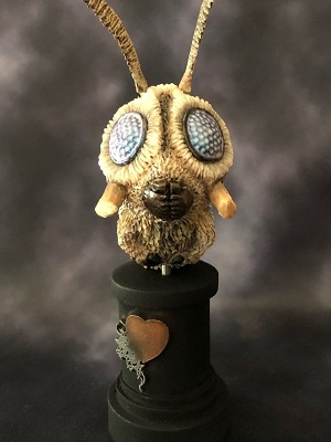 M'thra - MicroMania Bust from Black Heart