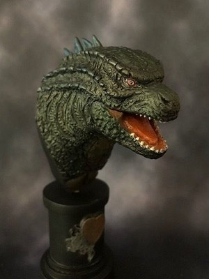 'Zilla 2014- MicroMania Bust from Black Heart