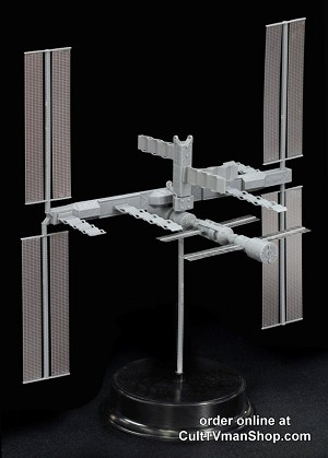 International Space Station (2007 configuration) 1:400 scale KIT from Dragon SCRATCH AND DENT