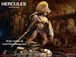 Hercules, Mighty Son of Zeus - Premium 1:6 action figure from Executive Replicas