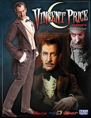 Vincent Price - Premium 1:6 action figure from Executive Replicas