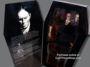 Zacherley, the Cool Ghoul Premium 1:6 action figure from Executive Replicas