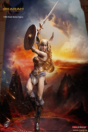 Skarah The Valkyrie - 1:6 scale Premium Action Figure from Executive Replicas