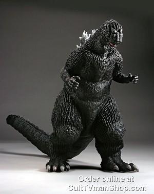 Godzilla 1954 SUPER SIZE 1:80 scale vinyl kit from Kaiyodo PREORDER RESERVATION (downpayment required)