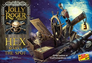 Jolly Roger: Hex Marks the Spot from Lindberg