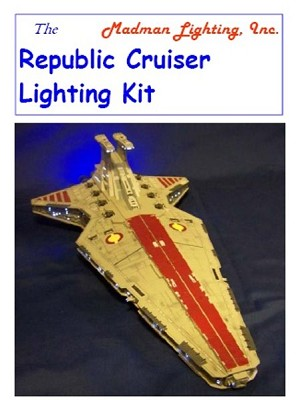 Madman Republic Cruiser Lighting from Madman Lighting