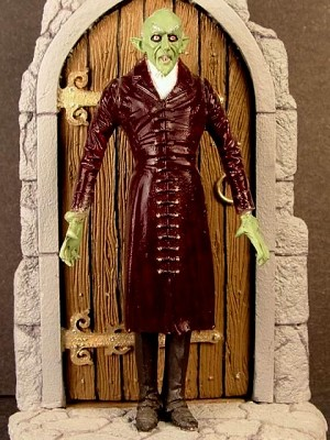 Nosferatu - MicroMania figure from Black Heart