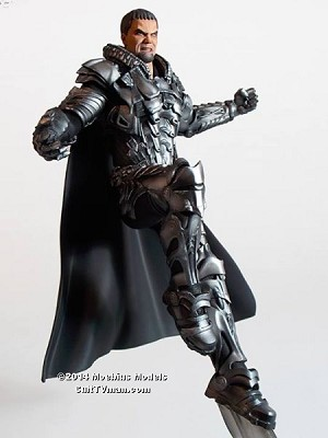 General Zod SDCC exclusive resin display STATUE from Moebius