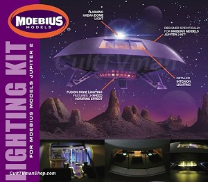 Jupiter 2 Light Kit from Moebius Models