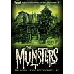 Munsters House Ghostly Green Edition box cover