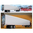 Great Dane 53 foot Trailer with refeer option 1:25 from Moebius Models