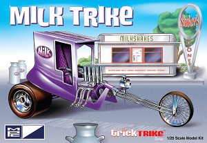 NEW: Milk Trike Trick  Trike 1:25 from MPC/Round 2