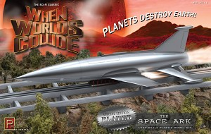 When Worlds Collide Space Ark PLATED from Pegasus