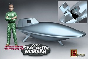 My Favorite Martian from Pegasus Hobbies