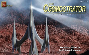 Cosmostrator 1:350 scale from Pegasus Hobbies