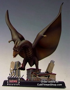 Rodan - 1:800 scale from Round 2/Polar Lights - PREORDER RESERVATION