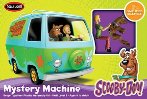 Scooby Doo Mystery Machine - from Polar Lights/round 2