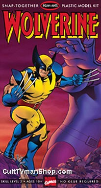 Wolverine From Polar Lights