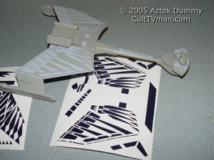 1/1000 D-7 Painting Masks from Aztek Dummy