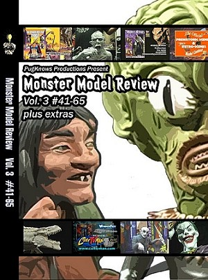 Monster Model Review vol. 3 DVD