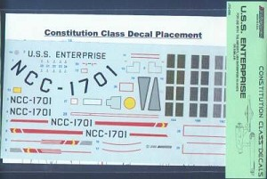 "18"" Constitution Class decals from JTGraphics"