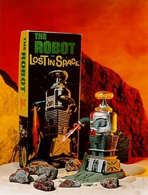 Lost In Space Robot from Polar Lights