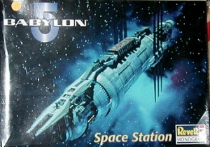 Babylon 5 Space Station from Revell-Monogram
