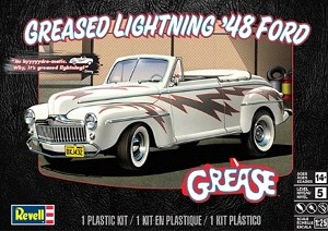 Greased Lightning 48' Ford Convertible 1:25 from Revell/Monogram