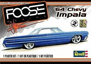 1964 Chevy Impala Foose 1:25  from Revell