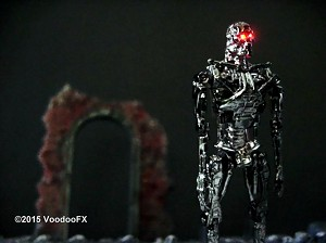 T-800 mini lights from VoodooFX