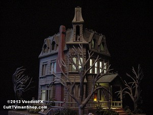 Addams House Light Kit from VoodooFX